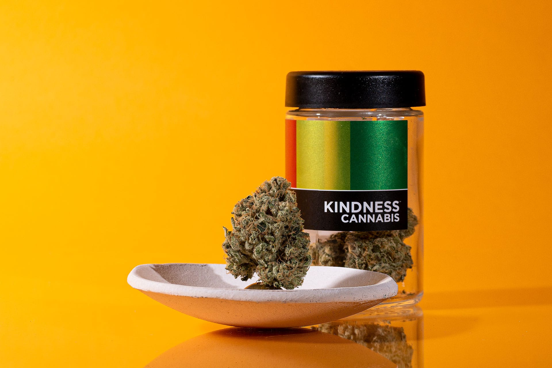orange limeade strain kindness cannabis