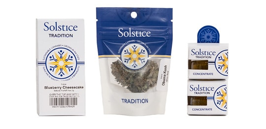 Solstice Cannabis Seattle,WA